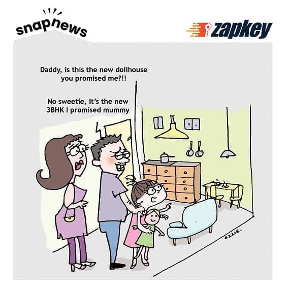 Zapkey Homes