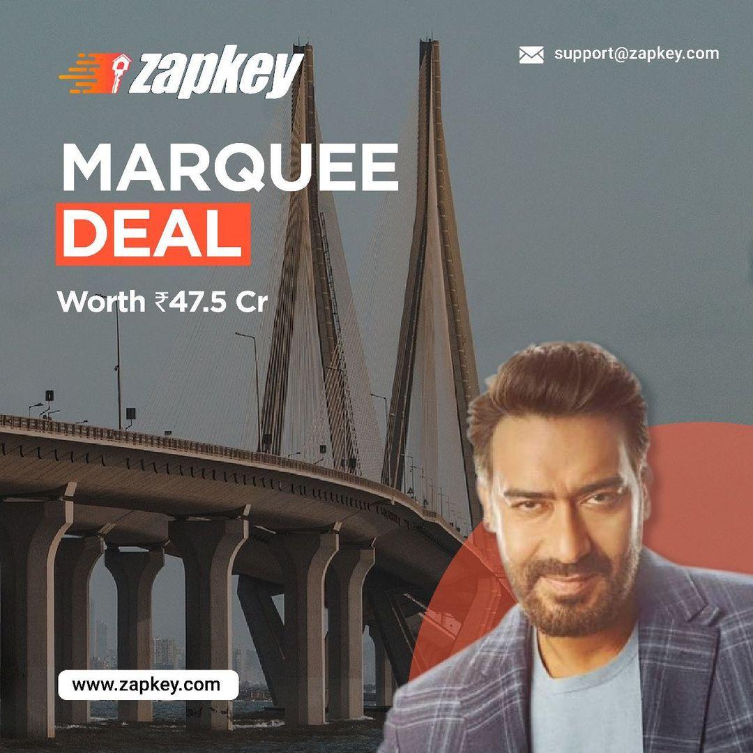 Zapkey powers big guns with real estate data